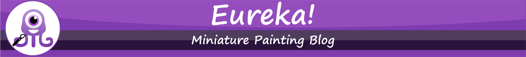 Eureka! miniature painting