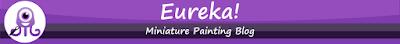 Eureka! miniature painting