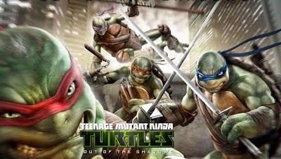 Teenage Mutant Ninja Turtles Out of The Shadows PC