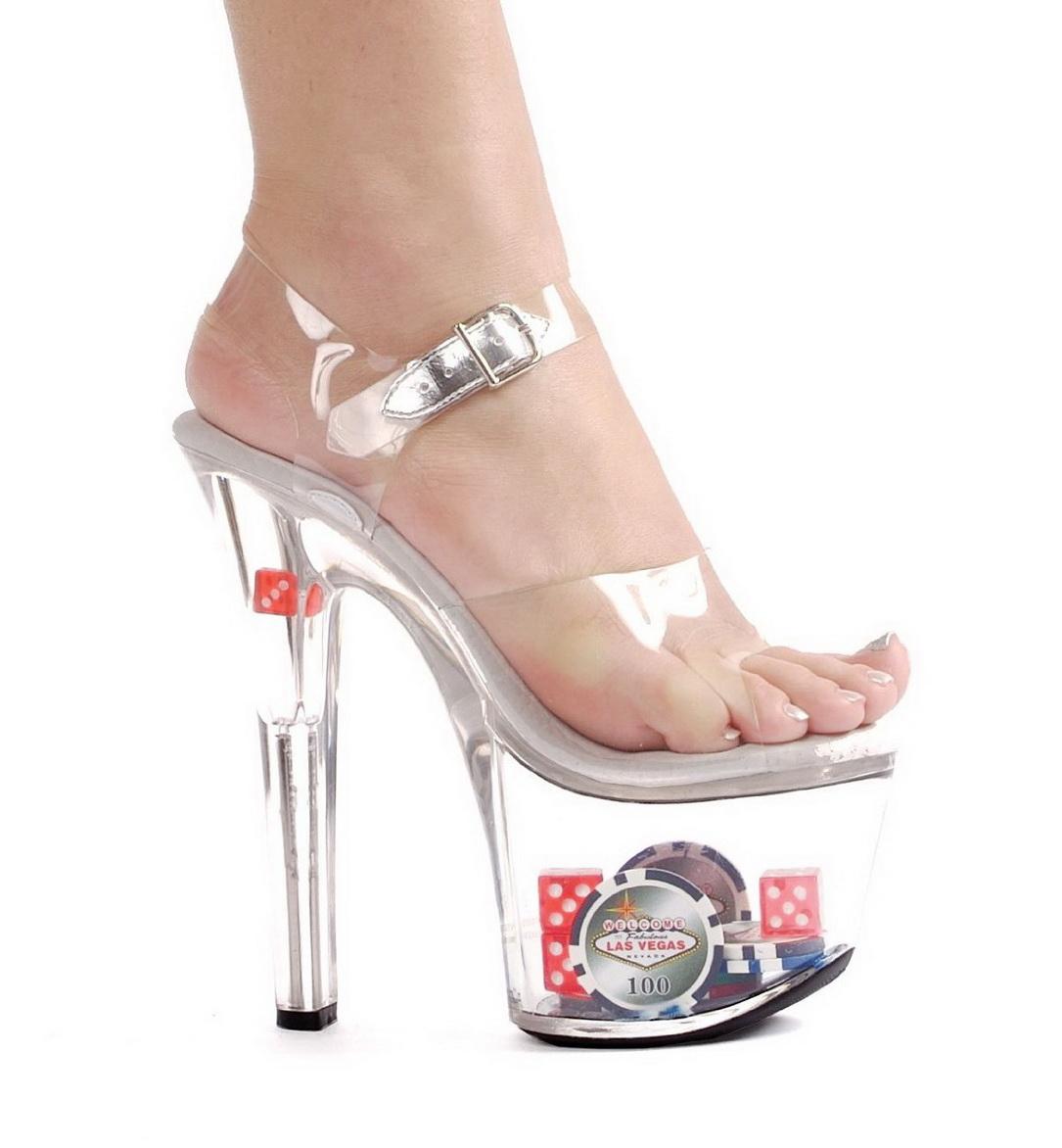 Casino shoe