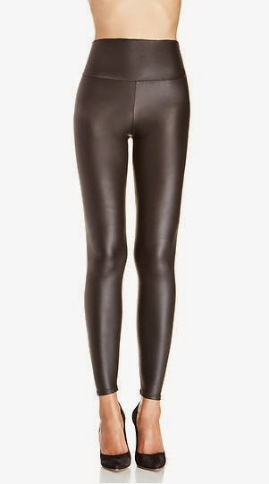 DAILYLOOK High Waist Vegan Leather Leggings