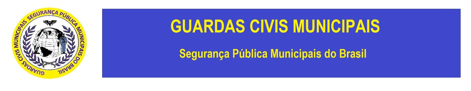 GUARDAS CIVIS MUNICIPAIS DO BRASIL