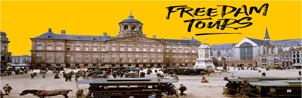 Free Walking City Tour Amsterdam