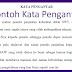 Contoh Kata Pengantar Laporan PKL