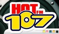 ouvir a radio hot 107 fm 107,7 Lençóis Paulista SP