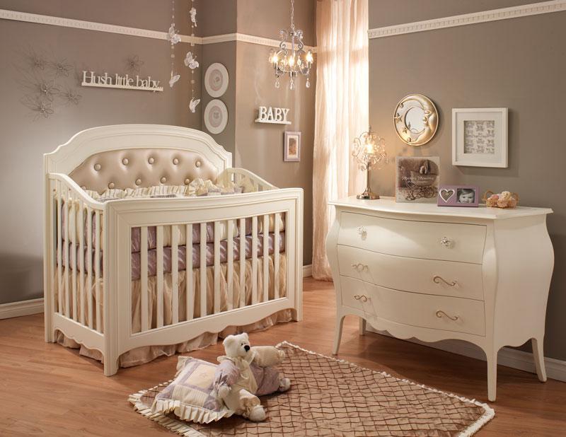 Vintage Baby Rooms