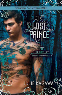 Lost Prince by Julie Kagawa (Call of the Forgetten) (Iron Fey)