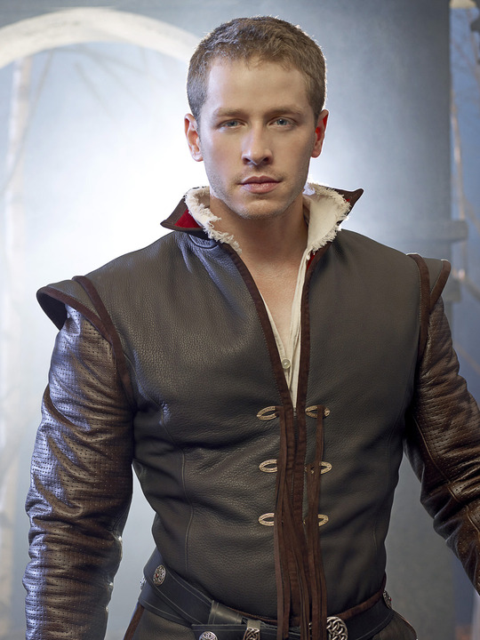 Josh Dallas from Once Upon a Time