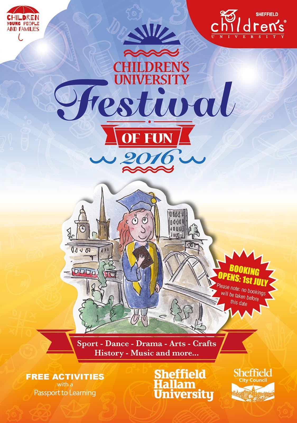 Festival of Fun 2016!
