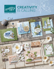 The 2019 - 2020 Stampin'Up! Catalogue.