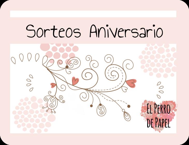 Primer Sorteo Aniversario del Blog