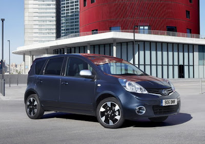 2012 Nissan Note mini MPV
