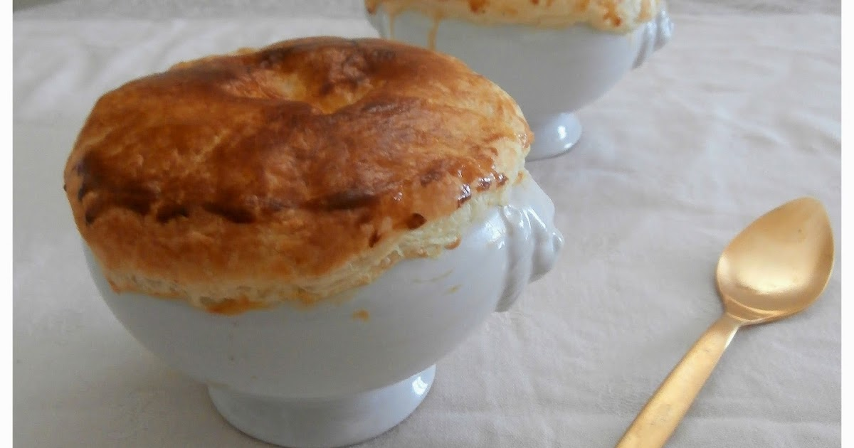 My culinary curriculum st jacques au curry et champignons en d me de p te feuillet e scallops - Saint jacques au curry ...