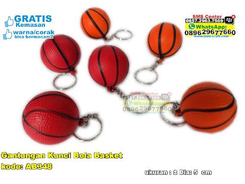 Gantungan Kunci Bola Basket jual