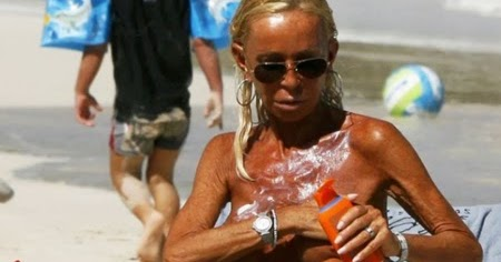 Spray Tan Gone Wrong!!! LOL!! - YouTube