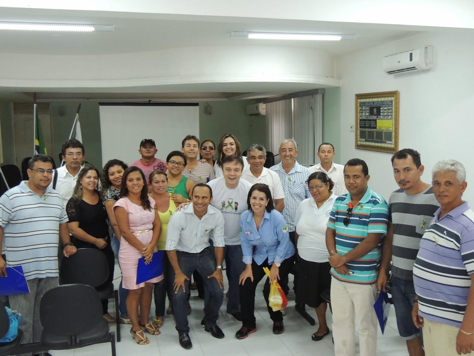 Galinhos celebra Setembro Cidadão com apresentações sobre cidadania.