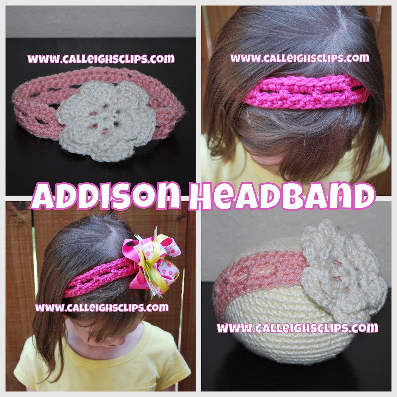 Calleigh\'s Clips & Crochet Creations: Free Crochet Pattern - The ...