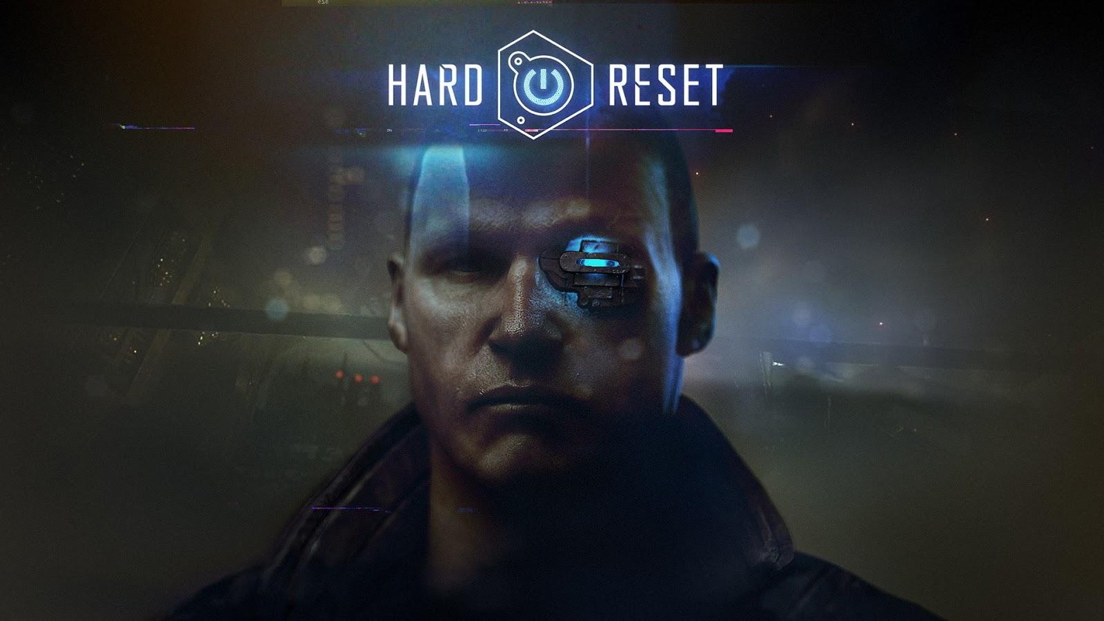 Hard Reset FPS cover art