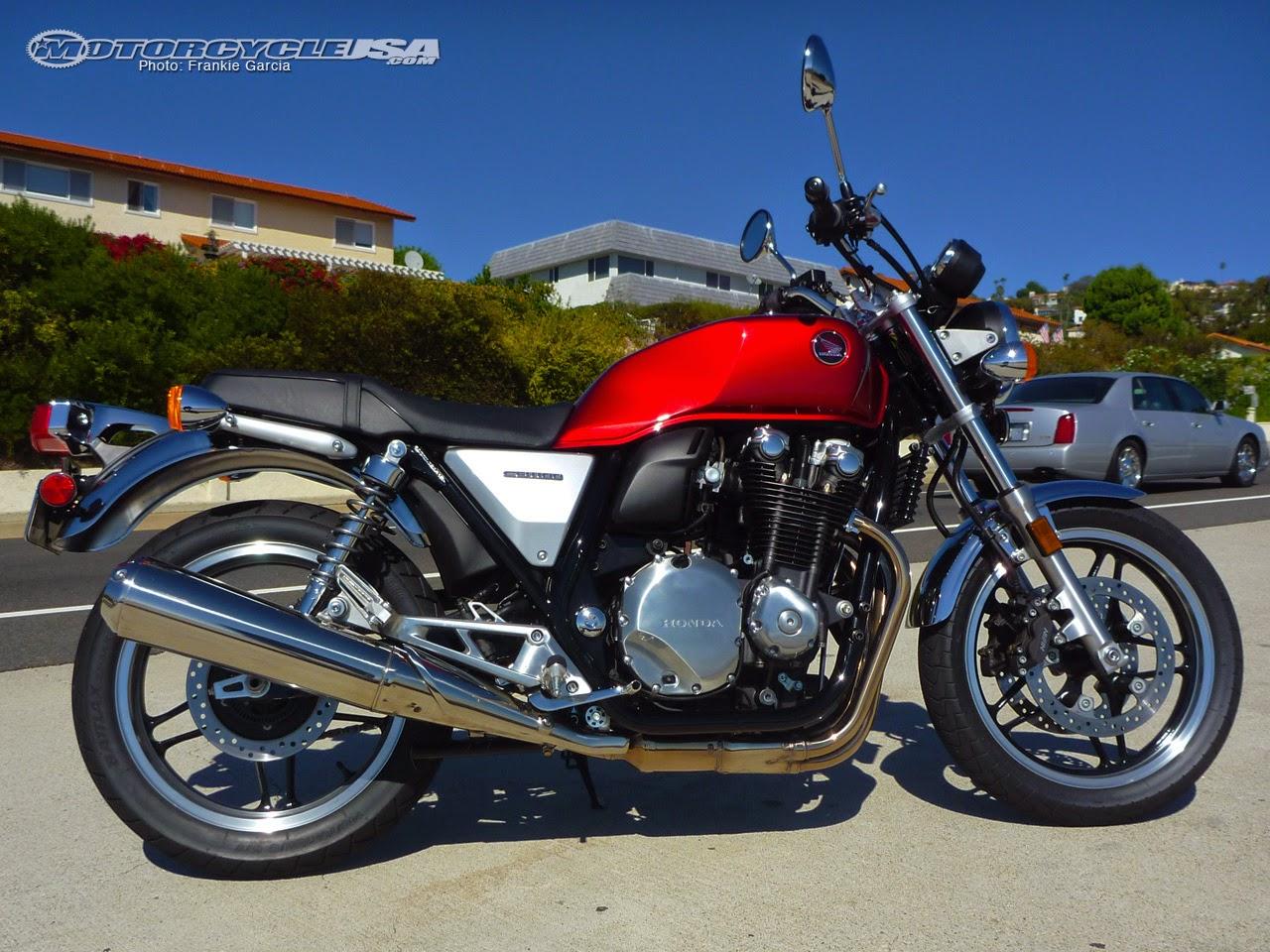 Honda CB1100. Железная ностальгия | 5koleso.ru