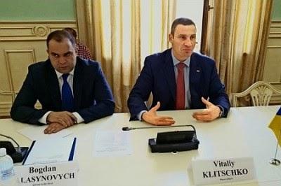 «Автографы Кличко» вместо федерализации: как немецкие депутаты бесцельно в Киев съездили