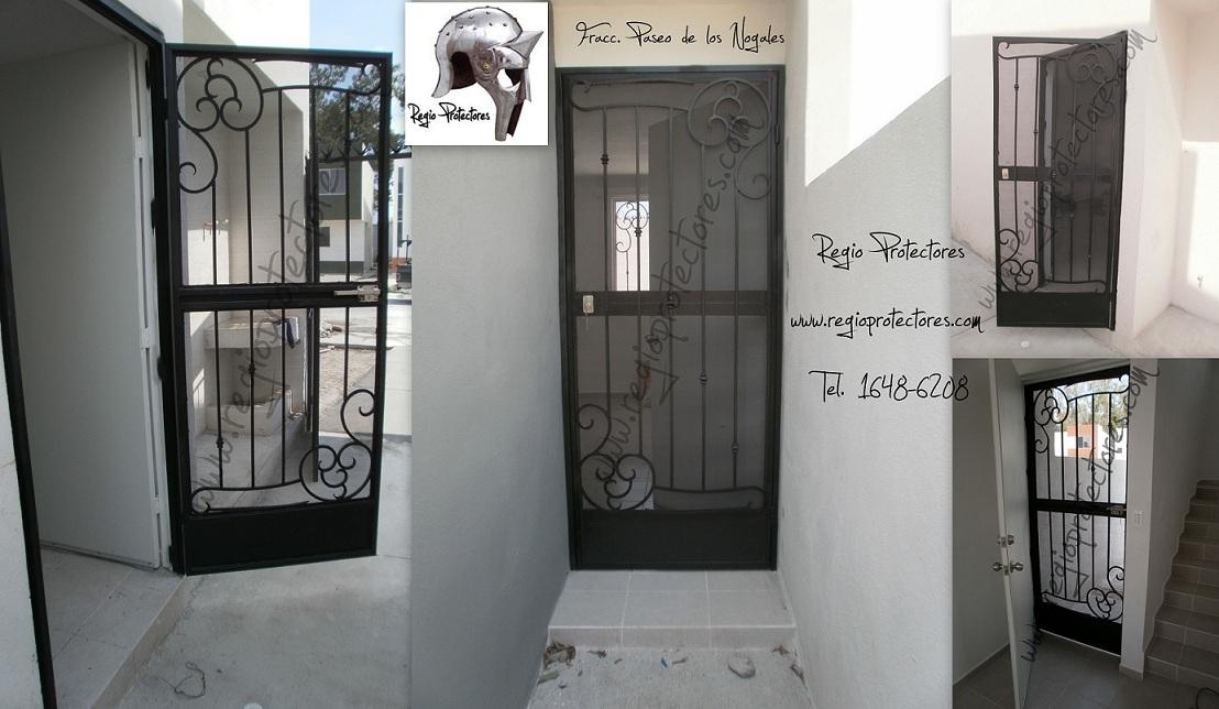 Puertas de herreria para entrada principal awesome puerta - Puertas de herreria para entrada principal ...