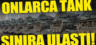 ΡΑΓΔΑΙΕΣ ΕΞΕΛΙΞΕΙΣ – ΑΓΡΙΕΥΟΥΝ ΤΑ ΠΡΑΓΜΑΤΑ!! Οι Τούρκοι μεταφέρουν ΕΣΠΕΥΣΜΕΝΑ 'Αρματα μάχης και στρατιωτικές δυνάμεις από τα Ελληνοτουρκικά στα σύνορα με την Συρία!!