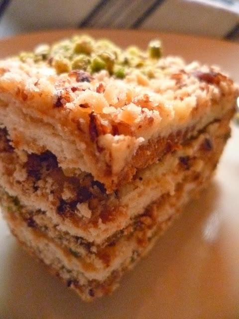 La cuisine de nadia g teau courant d 39 air khobzet el - Cuisine tunisienne ramadan ...