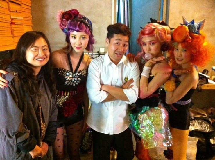 Pictures 130419 snsd with udha hair