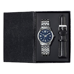 Men's Interchangeable Wrist Watch