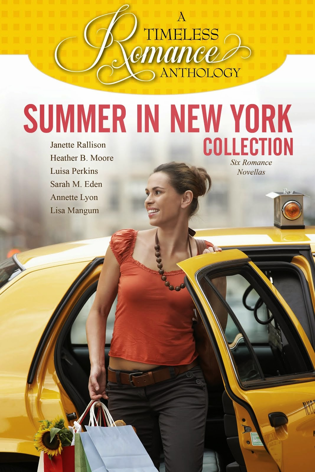 Our newest release: Summer in New York Collection