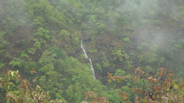 Sinhagad water fall