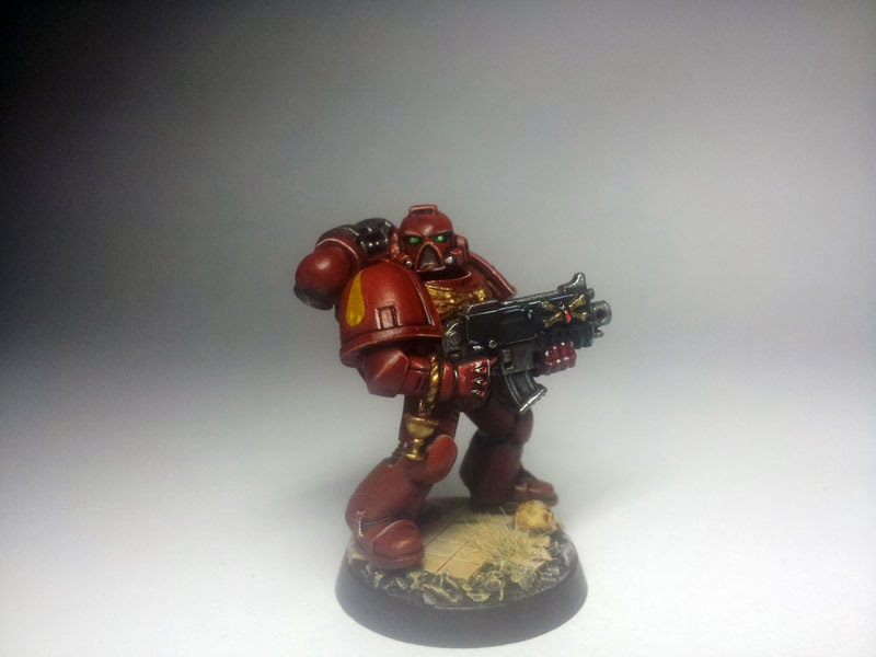 BLOOD ANGELS - WARHAMMER 40.000 2-3