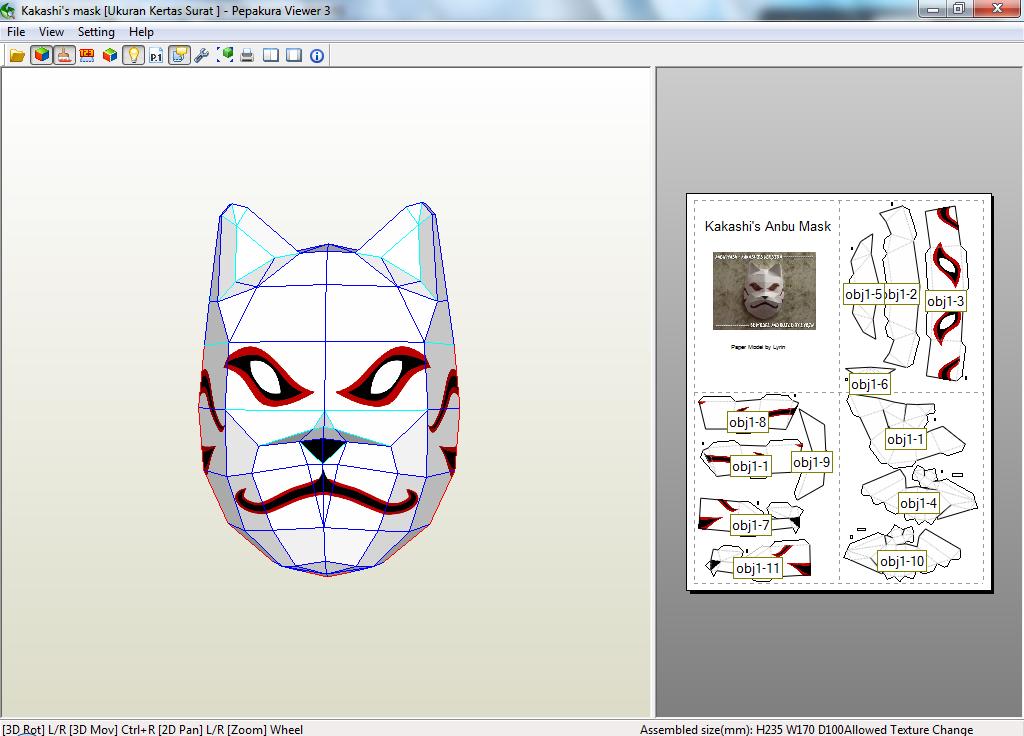 Как сделать маски в программе