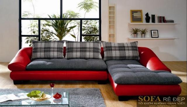 Sofa vải G064