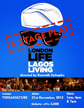 London Life Lagos Living on Stage again this December!
