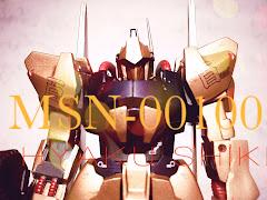 MSN-00100 Hyaku Shiki
