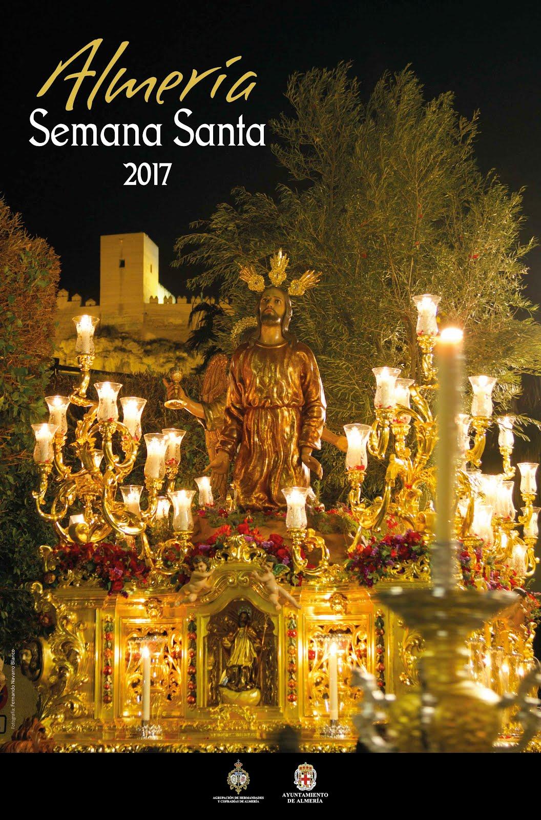 Cartel de la Semana Santa de Almería 2017