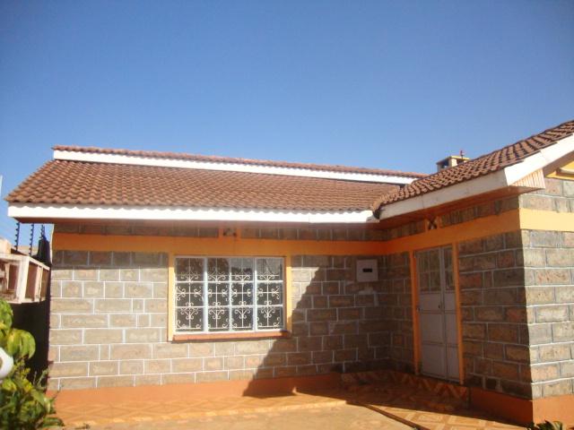 Thika prime land plots houses for sale thika ngoingwa house for sale - Houses for small plots of land ...