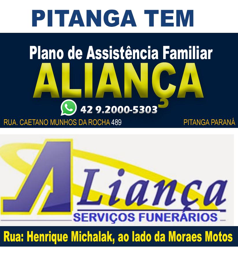 ALIANÇA PLANO FUNERÁRIO E ASSISTENCIA FAMILIAR