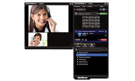 Softphone IP da Intelbras