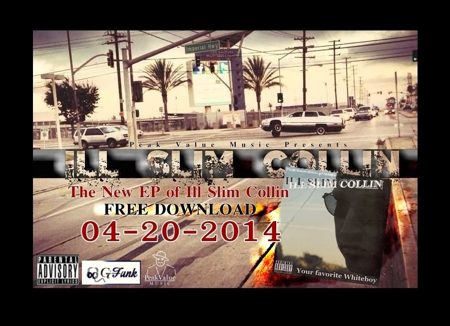 The Official Website for G-Funk & Soul Music Producer Ill Slim Collin