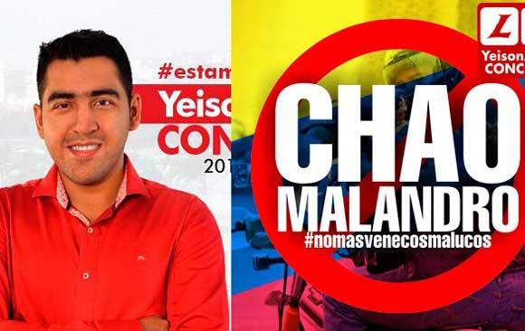 polemica-en-cucuta-por-campana-xenofobica-contra-venezolanos-candidato-liberal