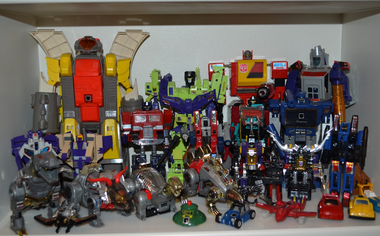 Vintage Transformer Toy Images 9