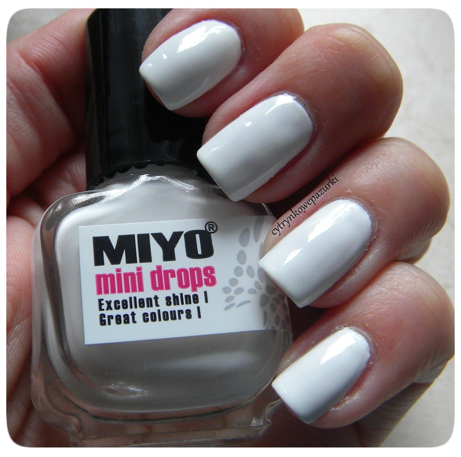 Poniedziałki z Miyo Mini Drops 160 Malibu