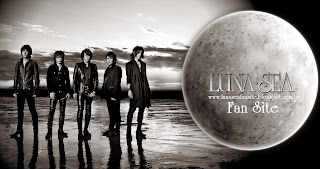 Luna Sea Fan Site