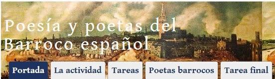 Poesía y poetas del Barroco