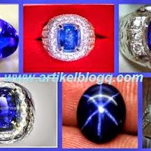 Jenis Batu Akik Blue Safir Termahal