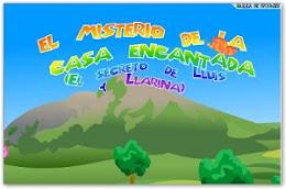 EL MISTERIO DE LA CASA ENCANTADA