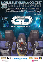 GD GUNPLA CONTEST 2018