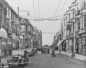 Osbourne Road 1959